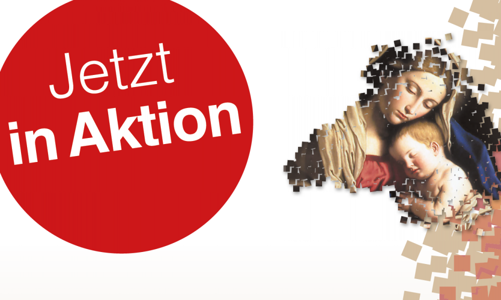 Jetzt in Aktion